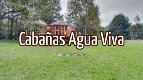Cabañas Agua Viva