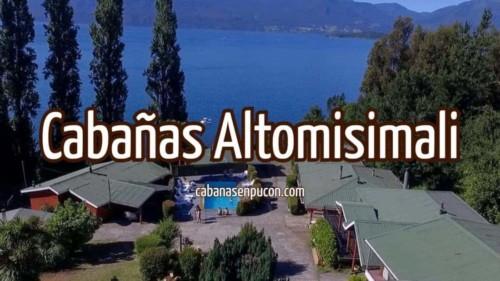 Cabañas Altomisimali