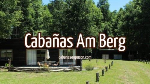 Cabañas Am Berg