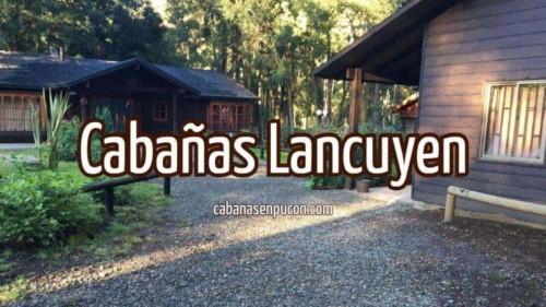 Cabañas Lancuyen