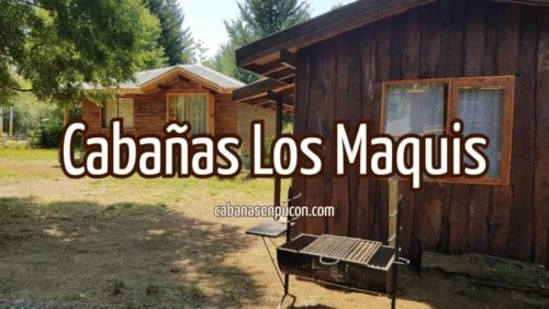 Cabañas Los Maquis