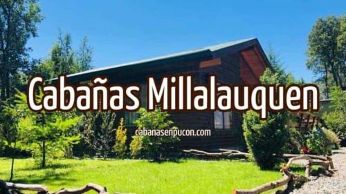 Cabañas Millalauquen