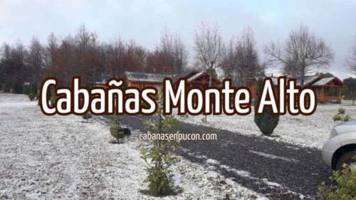 Cabañas Monte Alto
