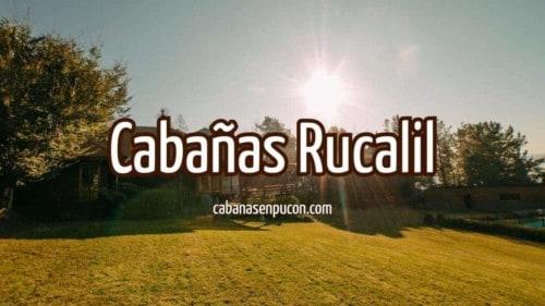 Cabañas Rucalil
